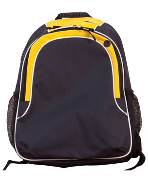 Winner Backpack Nvy/Wht/Gld