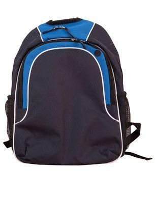 Winner Backpack Nvy/Wht/Ryl