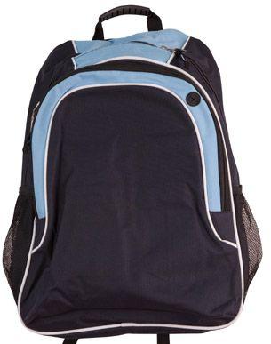 Winner Backpack Nvy/Wht/Sky