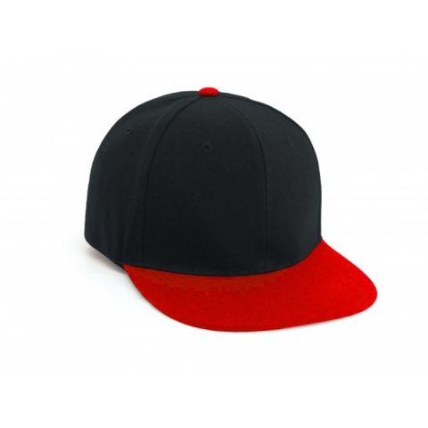 Exhibit Cap Black/Red