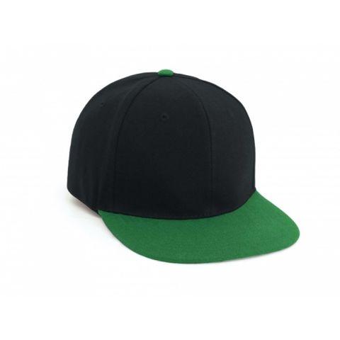 Exhibit Cap Black/Emerald