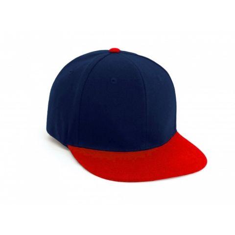 Exhibit Cap Navy/Red