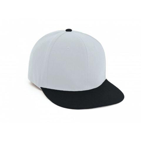 Exhibit Cap White/Black