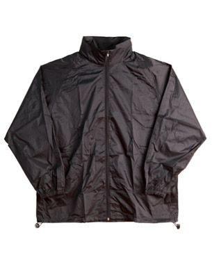 Spray Jacket Kids Blk