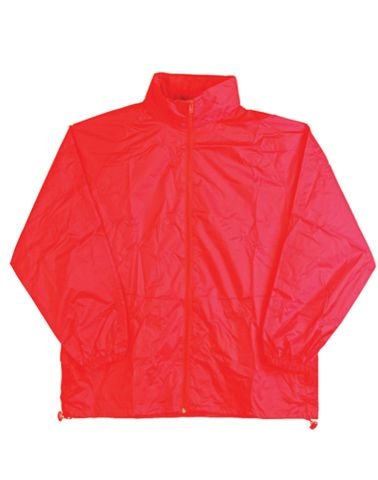 Spray Jacket Unisex Red