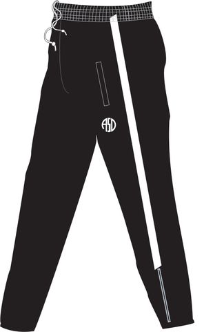 Track Pants SF Blk.Wht