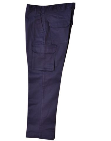 Mens Drill Pants Navy