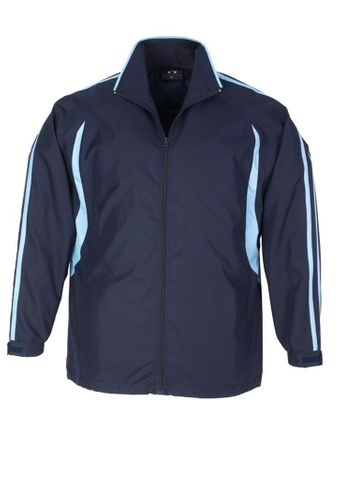 Flash Adults Track Top Nvy/Sky