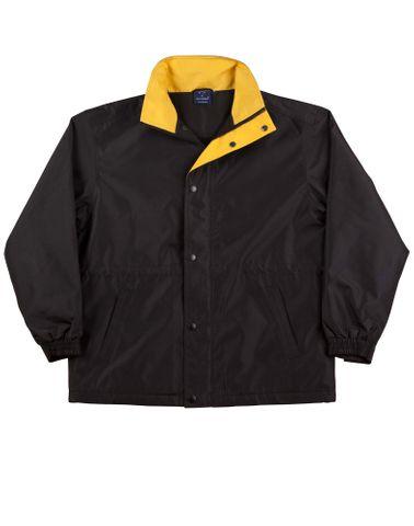 Stadium Unisex Jacket Blk/Gld