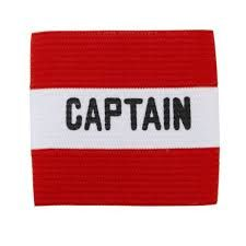 Captains Armband Senior