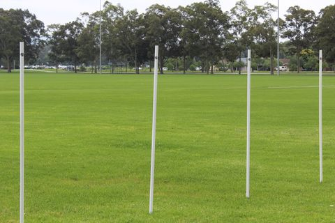 Agility Pole - 1.7m White