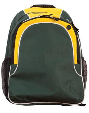 Winner Backpack Btl/Wht/Gld