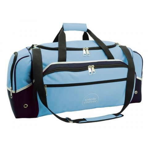 Advent Sports Bag Sky/Wht/Nvy