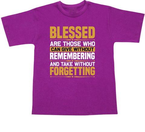 Blessed Give Take T-shirt