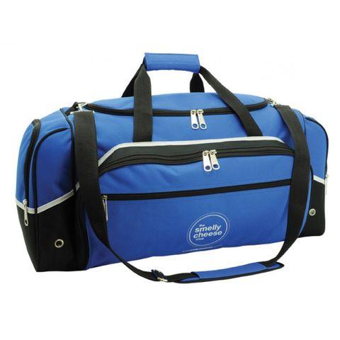 Advent Sports Bag Ryl/Wht/Blk
