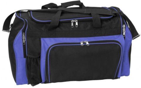 Classic Sports Bag Black/Royal