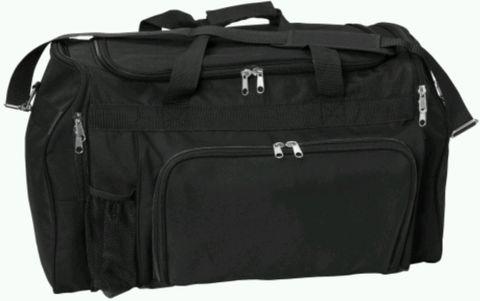 Classic Sports Bag Black/Black