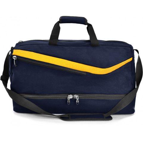 Explorer Boot Base Bag Nvy/Gld