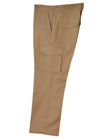 Mens Drill Pants Khaki