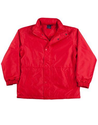 Stadium Kids Jacket Red/Red