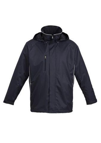 Core Jacket Nvy/Wht
