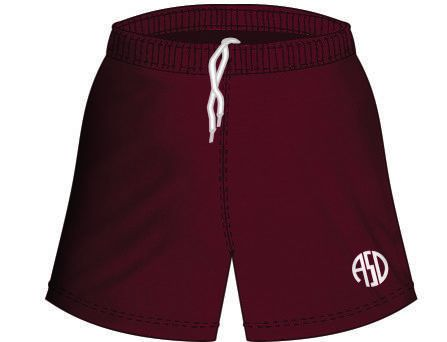 Cosmic Short Maroon
