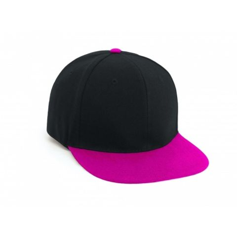 Exhibit Cap Black/Hot Pink