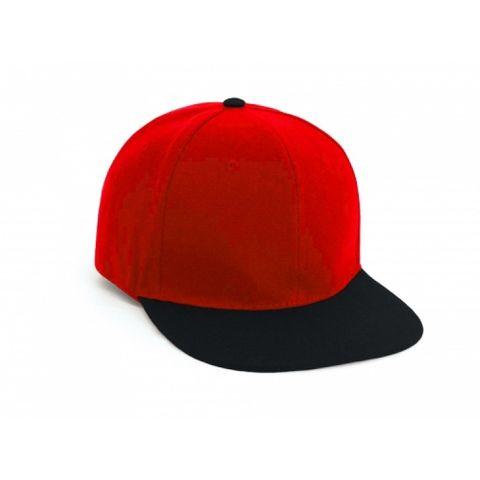 Exhibit Cap Red/Black