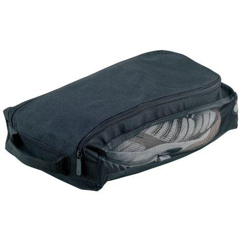 Platform Shoe Bag Black