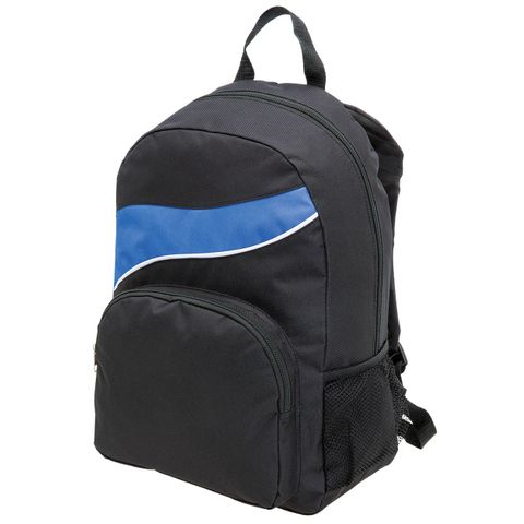 Twist Backpack Black/Royal