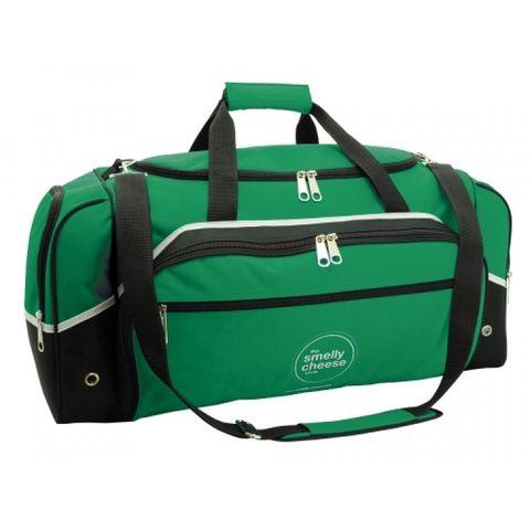 Advent Sports Bag Emr/Wht/Blk