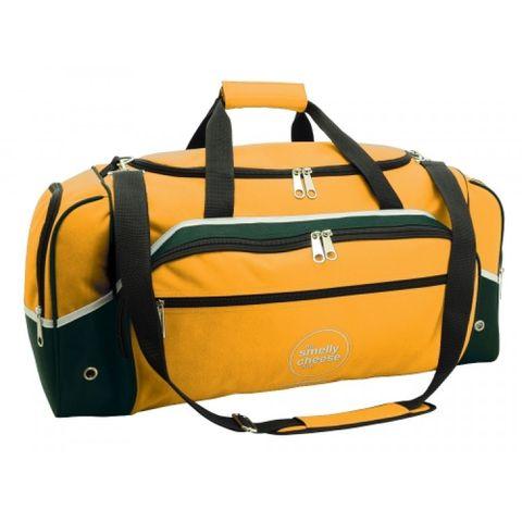Advent Sports Bag Gld/Wht/Btl