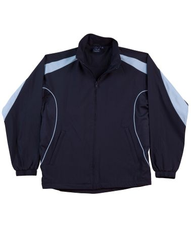 Legend Kids Track Top Nvy/Sky