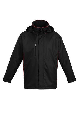 Core Jacket Blk/Red