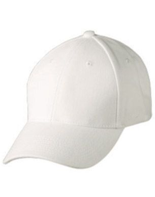 HBC Cap White