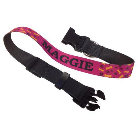 Custom Dog Collar- Large
