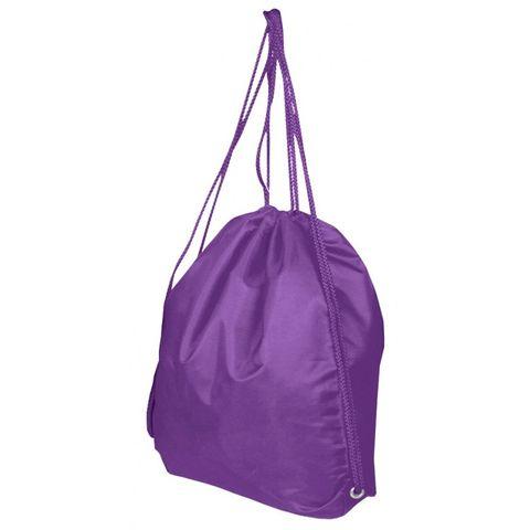 Backsack Purple