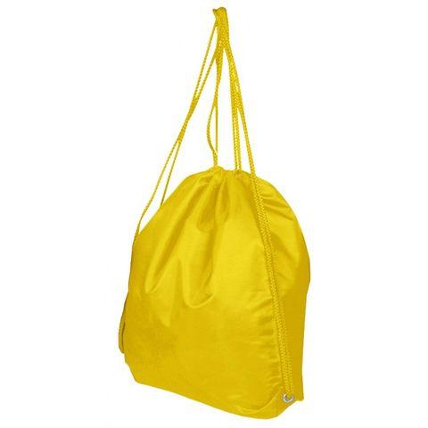 Backsack Yellow