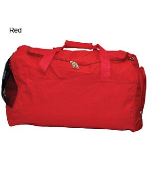 Basic Sports Bag Red