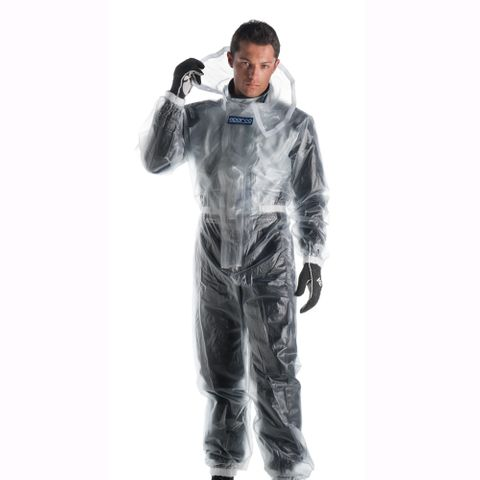 Sparco T-1 Wet Weather Karting Suits
