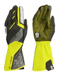 Sparco Motion Kg-5 Karting Glove Yell 12