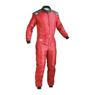 Omp Ks-4 Karting Suit Red L