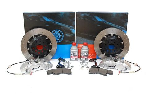 Alcon Advantage Extreme Front Brake Kit - Mitsubishi EVO 8 & 9