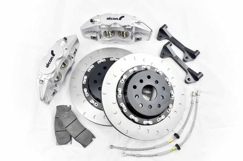 Alcon Advantage Extreme Rear Brake Kit - Subaru Impreza STi (MY08,09)