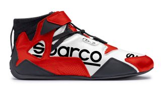 Sparco Apex Rb-7 Wht/red Race Boots 42