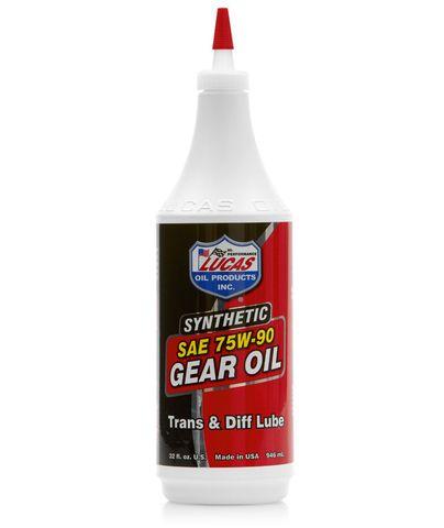 Lucas SAE 75W-90 Trans & Diff Oil