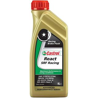 Castrol Srf React Brake Fluid 1 Litre