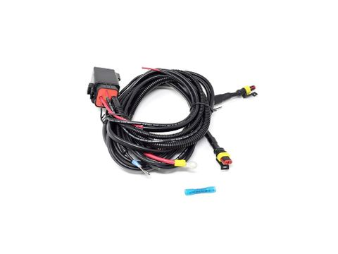 Lazer Two-Lamp Harness Kit With Splice (Long)