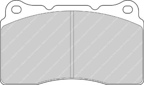 Ferodo Brake Pads - Subaru Impreza WRX Sti (Brembo) Front