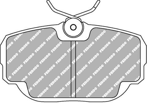 Ferodo Brake Pads - BMW E30 Front